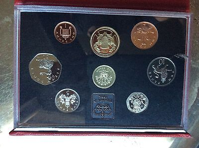 british proof coin sets by royal mint