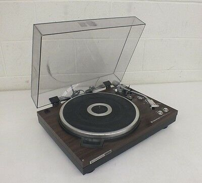 Kenwood KD-5077 Full-Automatic Direct Drive Turntable GREAT Fast Shipping LOOK