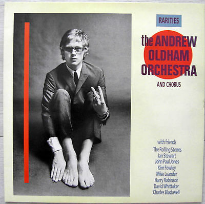 The Andrew Oldham Orchestra feat. The Rolling Stones - Rarities