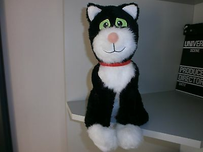 Postman Pat  Jess The Cat Meowing Purring Soft Toy
