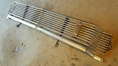 1965 Ford Galaxie 500 Front Grille with Emblem XL LTD Convertible Free USA Ship