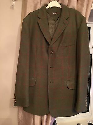 Musto Jacket Size 44 Tweed