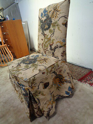 bedroom chair L ashley style can courier