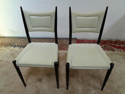 2 G plan 60s /70s chairs  can courier