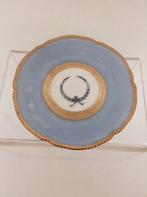 Vintage Castleton China Mad In USA Saucer 4 3/4 Inches