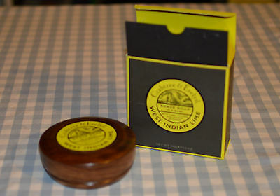 Crabtree & Evelyn West Indian Lime Shave Soap in a Bowl - 100g (BNIB)