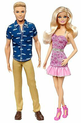 Barbie and Ken Date Night Doll (2-Pack) CDB28