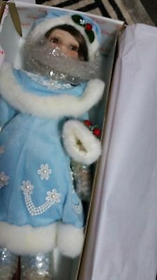 Florence Maranuk - Show Stoppers Collection - Winter Beauties Doll [Blue] - R907