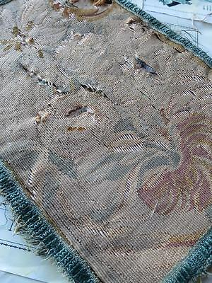 Lovely Antique 17th/18th Century Tapestry Fragment
