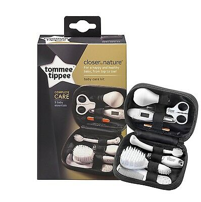 Tommee Tippe Healthcare Care Newborn Nail Body Travel Grooming Hair Essential