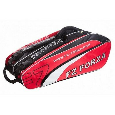 FZ Forza Albany 9 Racket Bag Chinese Red