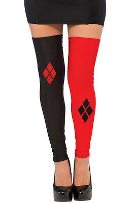 Brand New Suicide Squad Harley Quinn Thigh Highs Stockings
