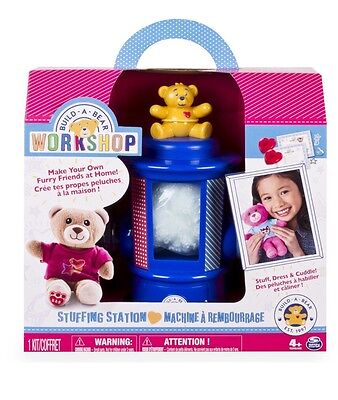 NEW! Build-A-Bear Outfit Workshop Stuffing Station Birth Certificate