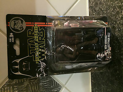Star Wars Figure-Force Awakens- MOC- Very Unusual- great Xmas gift- RARE