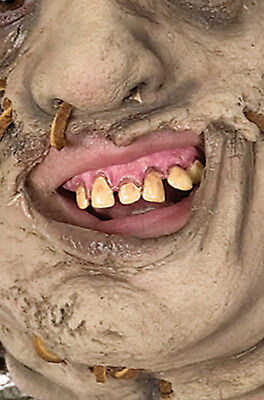 Brand New Texas Chainsaw Massacre Leatherface Prosthetic Teeth Accessory