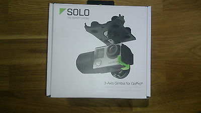 3DR Solo GB11A Sealed/New (3-Axis Gimbal for Solo Drone and GoPro Camera)