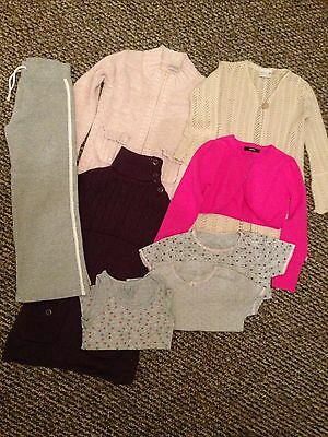 Girls Bundle Of Clothes Size 7-8 Years