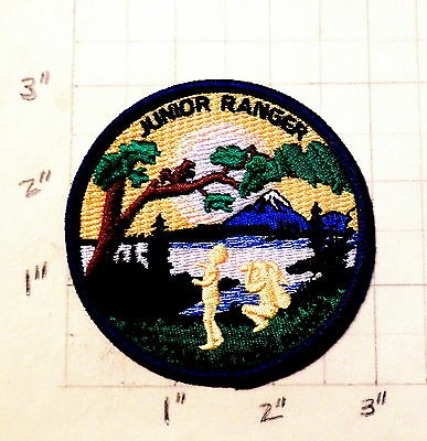 "MONTANA State Parks ""Junior Ranger"" Patch               ***NEW***"