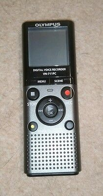 Olympus VN-711PC: Digital voice recorder dictaphone