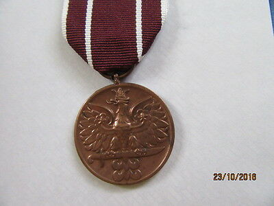 Poland - Army Medal for War 1939-1945