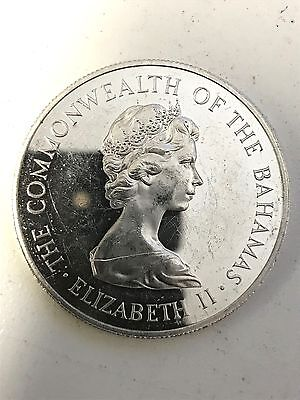 1981 Commonwealth of The Bahamas Royal Wedding  $10 Proof Coin