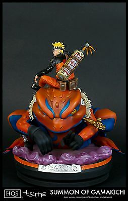 Tsume Naruto of gamakichi HQS number 329/1000 (onepiece.mania).