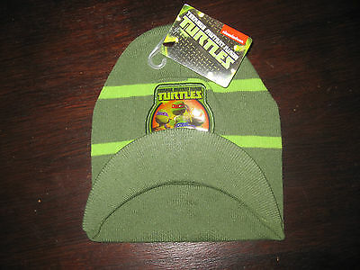 Turtles Hat And Glove Set