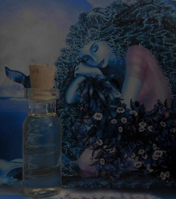 HEALING Ritual Oil Anointing Oil Potion Elixir ~ Wicca Witchcraft Pagan