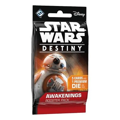 Star Wars Destiny Booster Packs (No Preorder, Shipping Now)