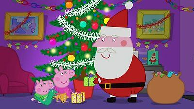 Pre order your Personalized letter from Santa with Peppa Pig gifts