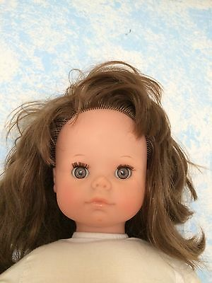 """19"""" Vintage Zapf Doll Made In Italy"""