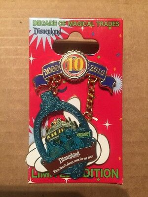 Disney Pin Trading 10th Anniversary Decade of Magical Trades Pinbassador