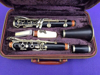 Selmer Centered Tone Clarinet, Chosen at Selmer factory out of 22 Clarinets!