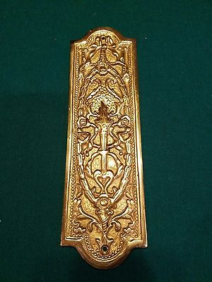 SRG Japan Brass Fingerplate/Push Door Plate  MUST SEE !!!