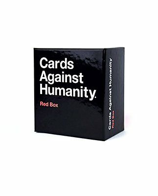 Cards Against Humanity: Red Box (First, Second, and Third Expansions Combined)