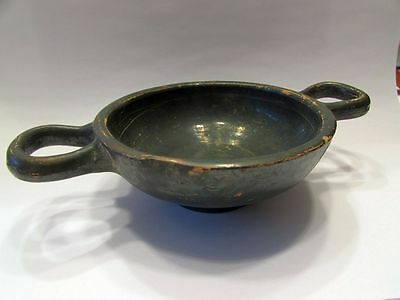 Beautiful Ancient Greek wine cup or Kylix