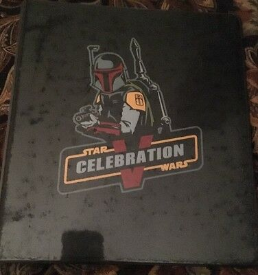 Star Wars Official Pix Photo Binder