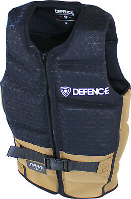 Defence Combat Water Sports Vest - Mens - Multiple Sizes - Wake Ski Kneeboard