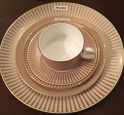 Wedgwood Palladian - 5 Piece Place Setting - NEW