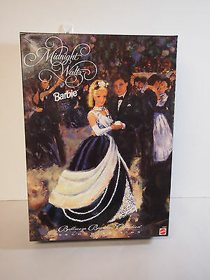 1996 Midnight Waltz Barbie  2nd. Edition of Ballroom Beauties Collection