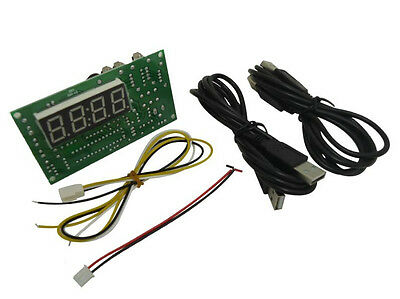 JY-18A coin operated USB time control Timer Board Power Supply for coin acceptor