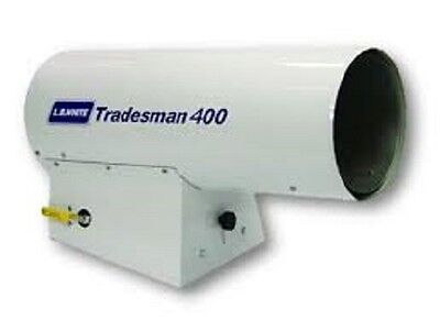 Torpedo Construction Heater LB White Tradesman 400 ULTRA 400,000 BTUH, LPG