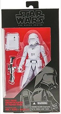Star Wars The Black Series First Order 6 Inch Snowtrooper #12