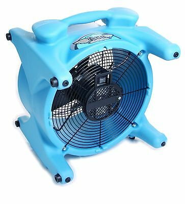 DRI EAZ F259 TURBODRYER ACE Carpet Dryer Fan Blower Air Mover