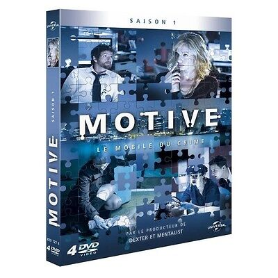 DVD Motive - Saison 1