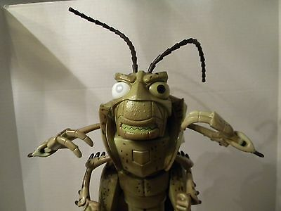 Bugs Life Hopper Toy  By Disney Pixar Talking Action Figure He Is A Poseable Bug