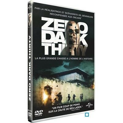 DVD Zero dark thirty