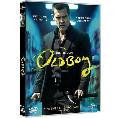 DVD Old boy