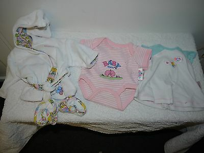 baby born doll clothes original onsie dressing gown slippers nighty