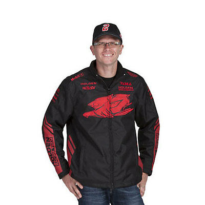 Holden Racing Team Hrt Mens Team Jacket Black Size Small Only